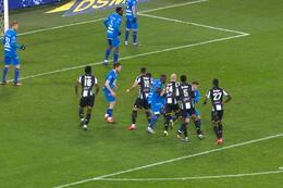 Goal: La Gantoise 0 - 3 Charleroi 57', Fall