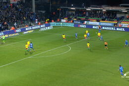 Goal: Ostende 1 - 2 Genk 59', Bongonda