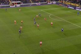 Goal: Anderlecht 6 - 0 SV Zulte Waregem 83', Vlap