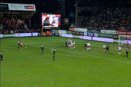 Goal: Courtrai 0 - 1 Royal Antwerp 84', Refaelov