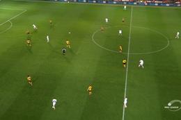 Goal: Malines 1 - 1 Eupen 49', Milicevic