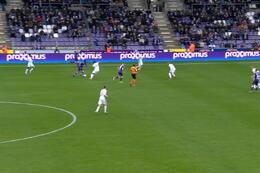 Goal: Beerschot 1 - 0 OH Louvain 21', Tissoudali