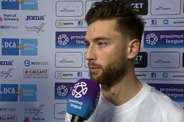 Interviews OH Louvain (Beerschot - OH Louvain)