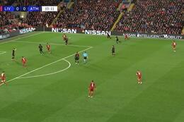 Goal: Liverpool 1 - 0 Atlético Madrid 43', Wijnaldum