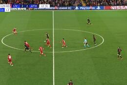 Goal: Liverpool 2 - 3 Atlético Madrid 121', Morata