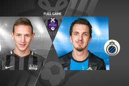 Speeldag 15: Eupen - Club Brugge