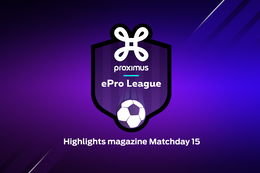 Proximus ePro League Magazine 15