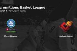 Résumé Mons-Hainaut - Limburg United