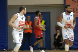 MVP Kangoeroes Mechelen - Ostende