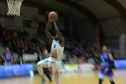 MVP Kangoeroes Mechelen - Mons-Hainaut / Shavon Coleman