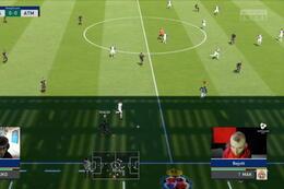 Samenvatting halve finale La Liga Allstar - Ekstraklasa Allstar