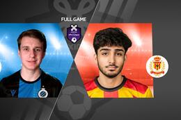 PO MD01 FC Bruges (Pro) - Malines (Pro)
