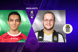 SV Zulte Waregem (Pro) - Sporting Charleroi