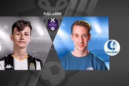 PO MD02 Sporting Charleroi (Pro) - KAA Gent (Pro)