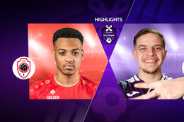 PO MD03 Royal Antwerp (Pro) - Anderlecht (Pro)