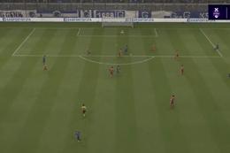 Samenvatting halve finale KRC Genk - Moeskroen (Pro)
