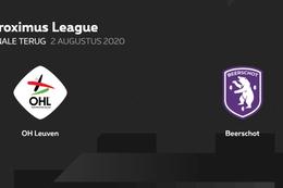OH Leuven 1 - 4 Beerschot