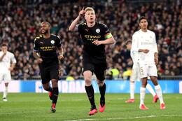 Samenvatting Manchester City - Real Madrid
