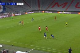 Goal: Bayern Munich 2 - 0  Chelsea 24' Perisic