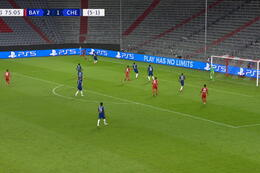 Goal: Bayern Munich 3 - 1 Chelsea 76' Tolisso
