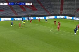 Goal: Bayern Munich 2 - 1 Chelsea 44' Abraham