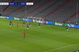 Goal: Bayern München 4 - 1 Chelsea 84' Lewandowski