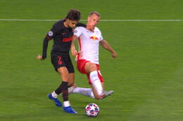 Penalty: RB Leipzig 1 - 1 Atlético Madrid 71' Joao Felix