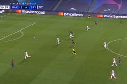 Goal: FC Barcelone 2 - 4 Bayern Munich 57' Suarez
