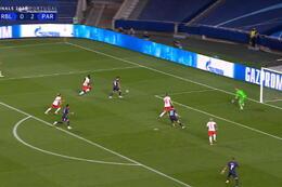 Goal: RB Leipzig 0 - 3 Paris SG 56' Bernat