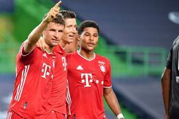 Résumé Paris SG - Bayern Munich