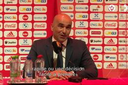 Roberto Martinez over Kompany