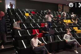 Conférence de presse : Meunier & Witsel