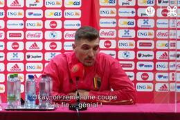 """Meunier : """"La Nations League c'est du business"""""""
