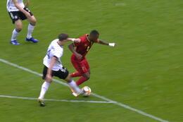 Goal: Belgique (-21) 3 - 1 Allemagne (-21)