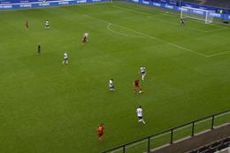 Goal: Belgique (-21) 4 - 1 Allemagne (-21)