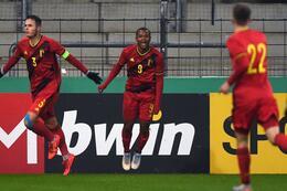 Résumé Belgique (-21) - Allemagne (-21)
