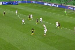Goal: Krasnodar 2 - 1 PAOK Salonique 70' Cabella