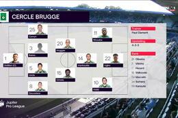 Speeldag 5 RSC Anderlecht - Cercle Brugge (2-0)