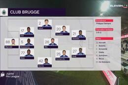 Speeldag 5 Club Brugge - W.-Beveren (4-1)