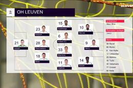 Speeldag 6 KV Oostende - OH Leuven (3-1)