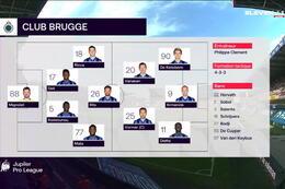 Journée 6 Zulte Waregem - FC Bruges (0-6)