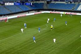 Goal: Molde FK 2 - 2 Ferencváros 65', Eikrem