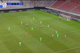 Goal: Olympiakos 2 - 0 Omonia Nicosie 90', El Arabi
