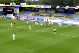 Speeldag 1 KVC Westerlo - Lierse K. (0-0)