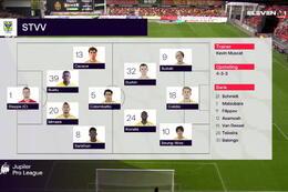 Speeldag 7 KV Mechelen - STVV (2-0)