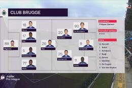 Speeldag 7 Club Brugge - Cercle Brugge (2-1)