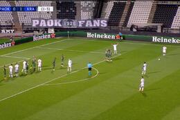 Goal: PAOK Salonique 1 - 1 Krasnodar 76' El Kaddouri