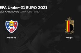 Résumé Moldavie (-21) - Belgique (-21)
