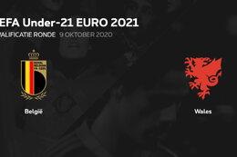 Résumé Belgique (-21) - Pays de Galles (-21)