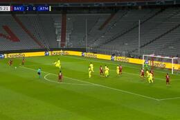 Goal: Bayern München 3 - 0 Atlético Madrid 66' Tolisso